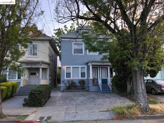 476 36th Street, Oakland, CA 94609 (#40824470) :: Armario Venema Homes Real Estate Team