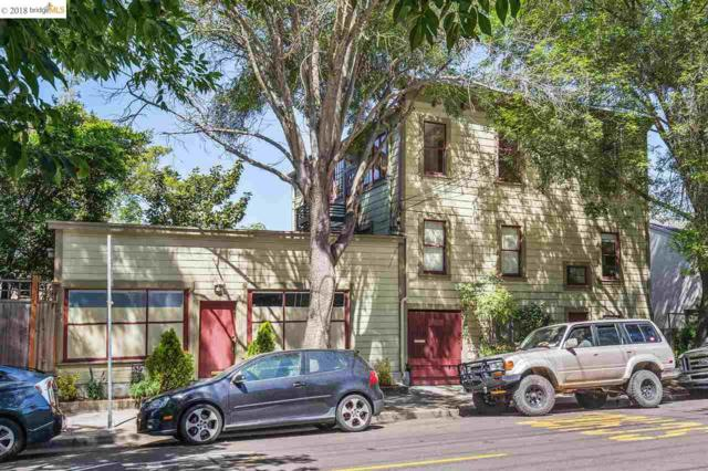 6389 Colby St, Oakland, CA 94618 (#40824655) :: Armario Venema Homes Real Estate Team