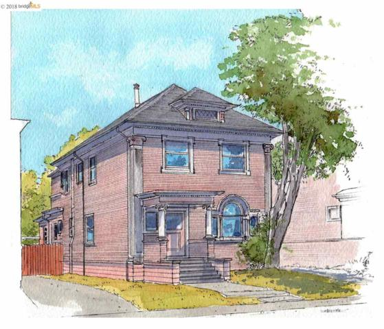 434 36Th St, Oakland, CA 94609 (#40824866) :: Armario Venema Homes Real Estate Team