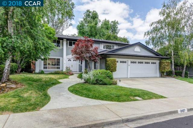 2427 Dapplegray Ln, Walnut Creek, CA 94596 (#40824922) :: Armario Venema Homes Real Estate Team