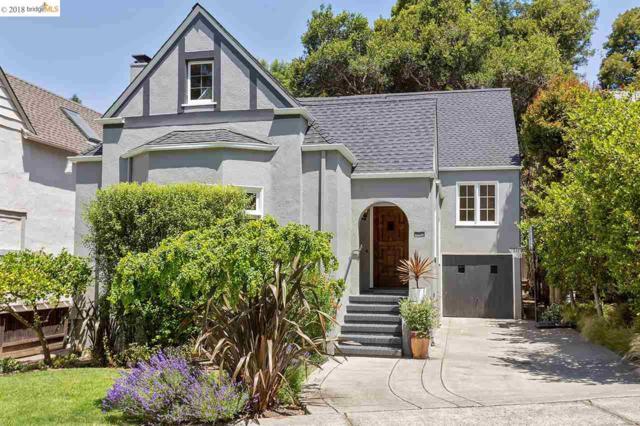 1142 Trestle Glen Rd, Oakland, CA 94610 (#40825287) :: Armario Venema Homes Real Estate Team
