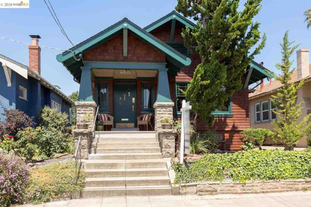 5315 Boyd Ave, Oakland, CA 94618 (#40825416) :: The Grubb Company