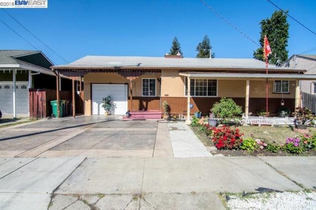 27851 Bruno St, Hayward, CA 94544 (#40825613) :: The Grubb Company
