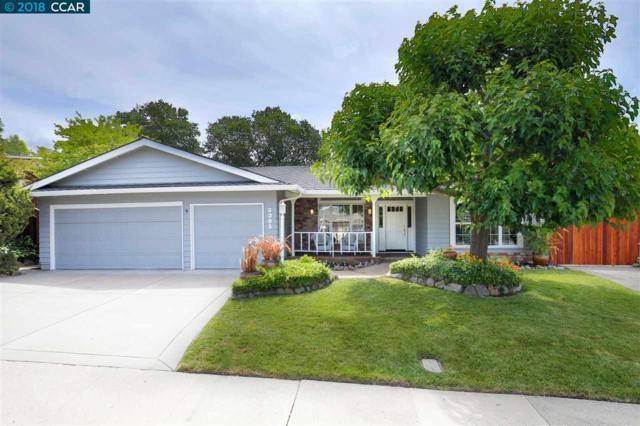 2305 Lariat Ln, Walnut Creek, CA 94596 (#40825645) :: Armario Venema Homes Real Estate Team