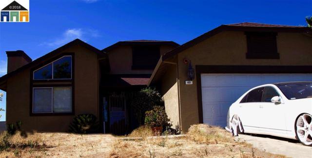401 Highland Ct., Concord, CA 94520 (#40825971) :: Armario Venema Homes Real Estate Team