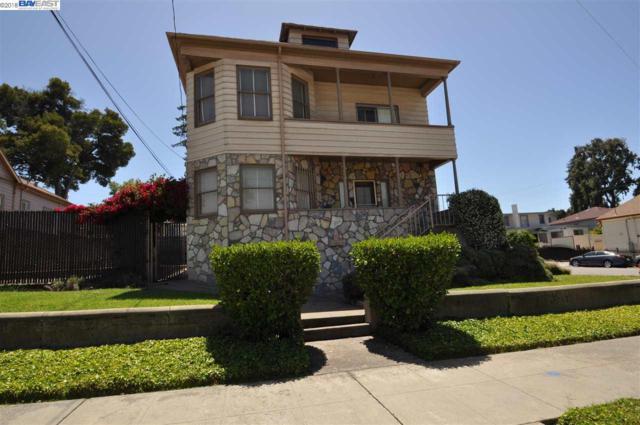1703 E 21St St, Oakland, CA 94606 (#40826034) :: The Grubb Company