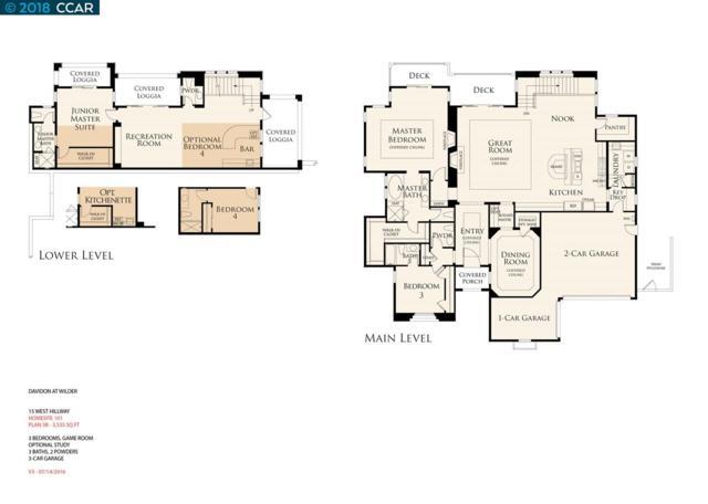 15 West Hill Way, Orinda, CA 94563 (#40826141) :: Armario Venema Homes Real Estate Team