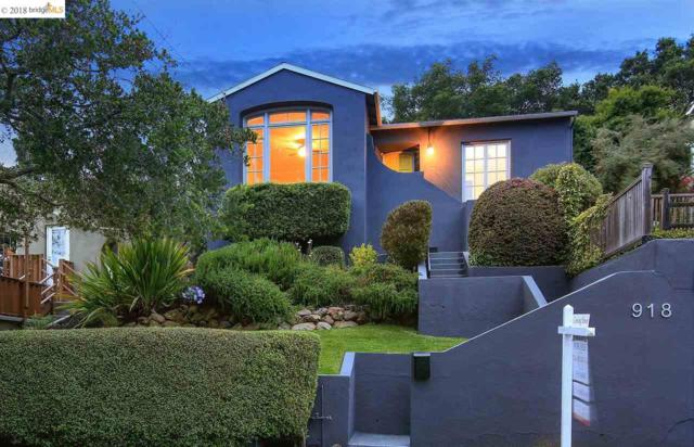 918 Underhills Rd, Oakland, CA 94610 (#40826182) :: Armario Venema Homes Real Estate Team