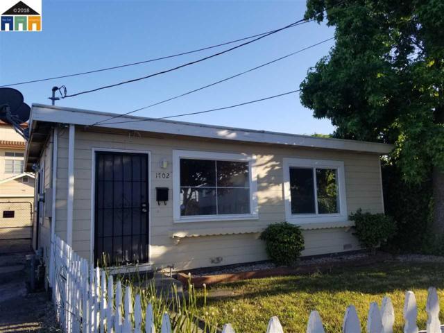 1702 California Ave, San Pablo, CA 94806 (#40826217) :: The Grubb Company