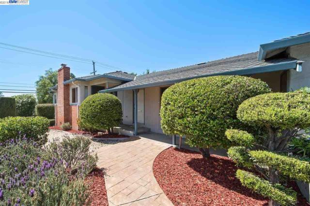 19512 Center St, Castro Valley, CA 94546 (#40826359) :: The Grubb Company