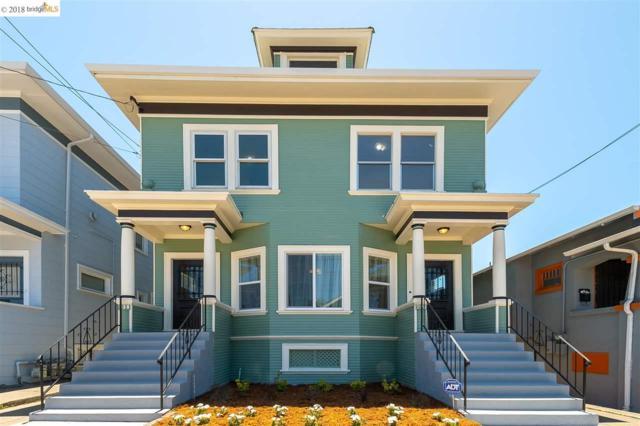 941 Apgar St, Oakland, CA 94608 (#40826362) :: Armario Venema Homes Real Estate Team