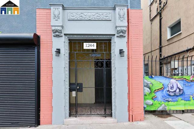 1244 2nd Avenue, Oakland, CA 94606 (#40826507) :: Armario Venema Homes Real Estate Team