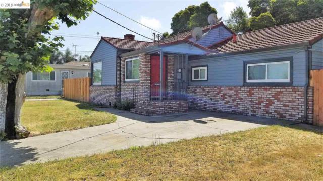 2506 W Avenue 130Th, San Leandro, CA 94577 (#40826580) :: Armario Venema Homes Real Estate Team