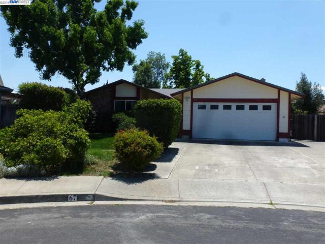 67 Riesling Ct, Oakley, CA 94561 (#40826637) :: RE/MAX Blue Line