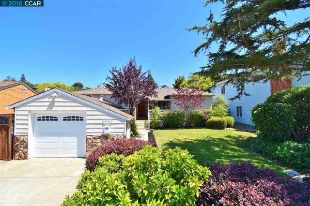 4024 Seven Hills Rd, Castro Valley, CA 94546 (#40826756) :: The Grubb Company