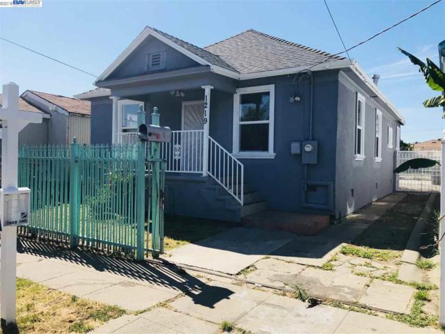 1219 84Th Ave, Oakland, CA 94621 (#40826884) :: The Grubb Company