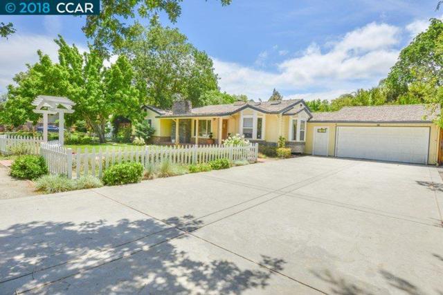 175 El Dorado Ave, Danville, CA 94526 (#40826895) :: The Grubb Company