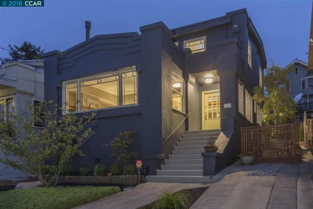 5430 Thomas Ave, Oakland, CA 94618 (#40826906) :: The Grubb Company
