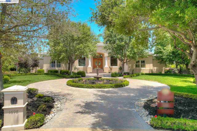 1698 Orvieto Ct, Pleasanton, CA 94566 (#40826964) :: Armario Venema Homes Real Estate Team