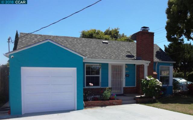 5102 Clinton Ave, Richmond, CA 94805 (#40826966) :: Armario Venema Homes Real Estate Team