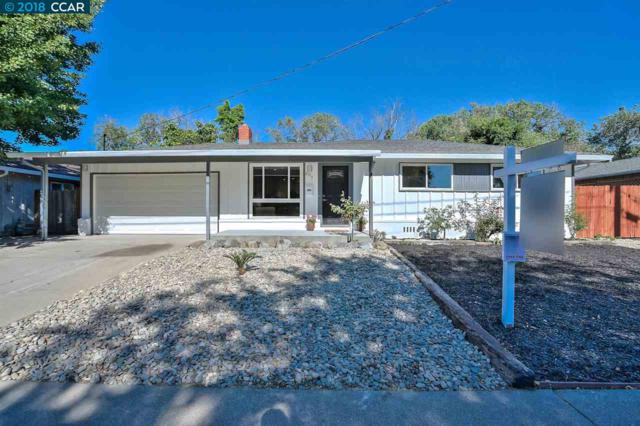 895 Santa Cruz Dr, Pleasant Hill, CA 94523 (#40827008) :: The Lucas Group