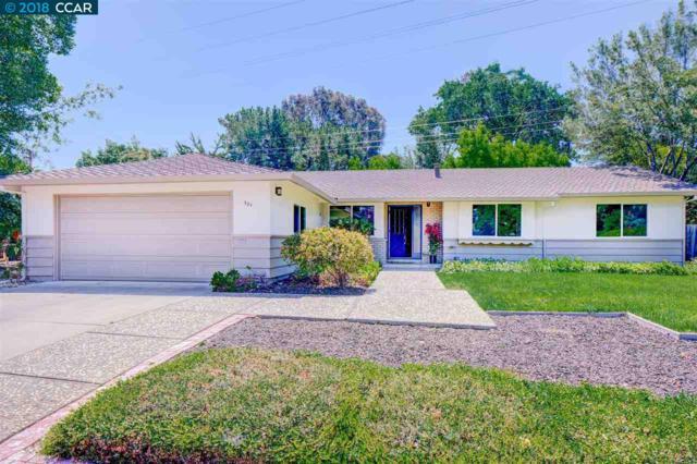 321 Pickering Place, Walnut Creek, CA 94598 (#40827168) :: Armario Venema Homes Real Estate Team