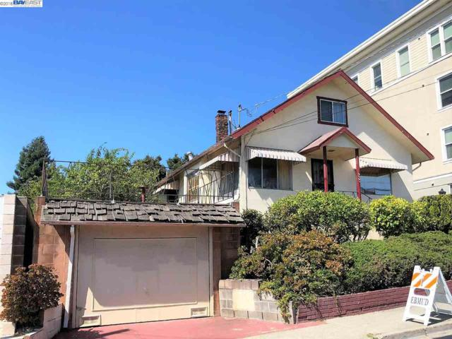 1678 Macarthur Blvd, Oakland, CA 94602 (#40828146) :: Armario Venema Homes Real Estate Team