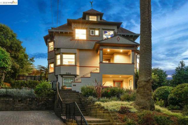 564 El Dorado Ave, Oakland, CA 94611 (#40828357) :: The Grubb Company
