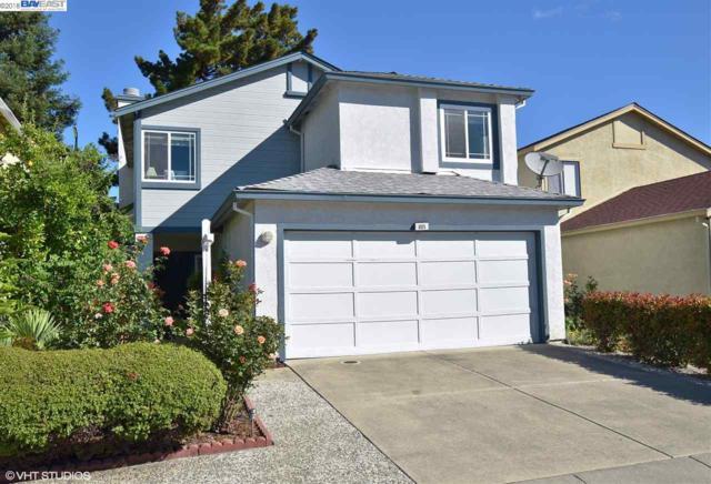 805 Ridgeview Terrace, Fremont, CA 94536 (#40828698) :: Armario Venema Homes Real Estate Team