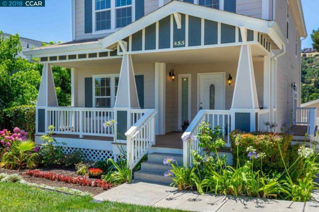 455 Edwards St, Crockett, CA 94525 (#40828800) :: Armario Venema Homes Real Estate Team