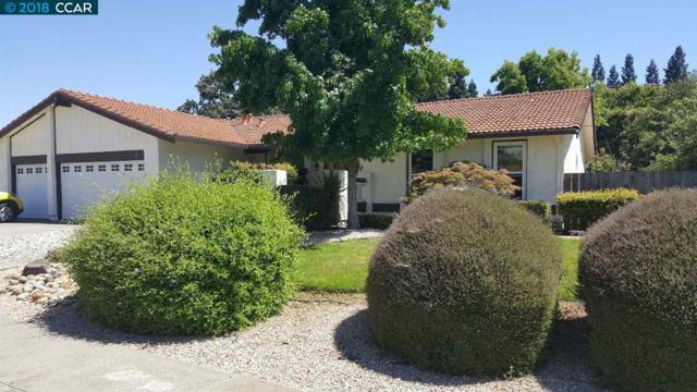 5884 Caulfield Dr, Clayton, CA 94517 (#40828934) :: Estates by Wendy Team