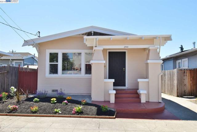2934 Short St, Oakland, CA 94619 (#40828977) :: The Grubb Company