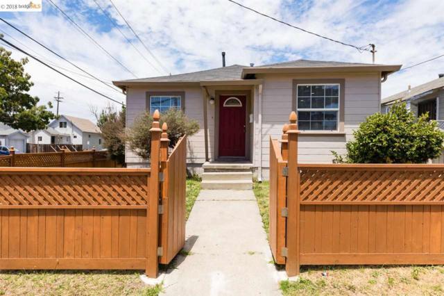 1198 64Th St, Oakland, CA 94608 (#40829199) :: Armario Venema Homes Real Estate Team