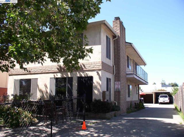 21585 Montgomery St, Hayward, CA 94541 (#40829517) :: Armario Venema Homes Real Estate Team