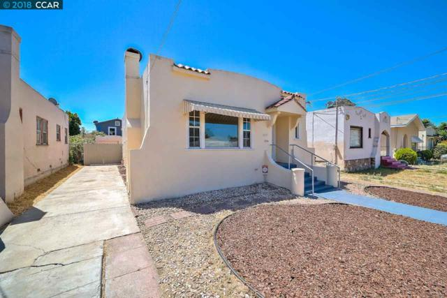 2678 Ritchie St, Oakland, CA 94605 (#40829579) :: Armario Venema Homes Real Estate Team