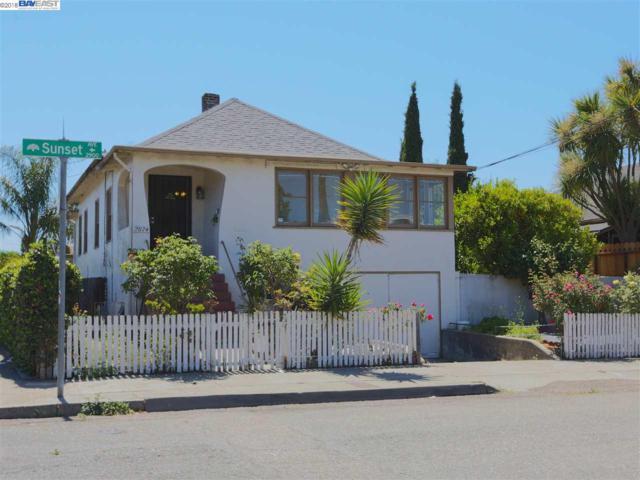 2874 Sunset Ave, Oakland, CA 94601 (#40829856) :: Armario Venema Homes Real Estate Team