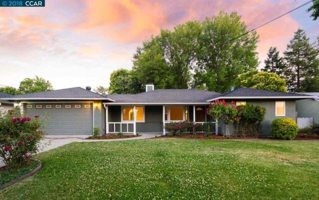 28 Dawn Dr, Pleasant Hill, CA 94523 (#40829879) :: Estates by Wendy Team