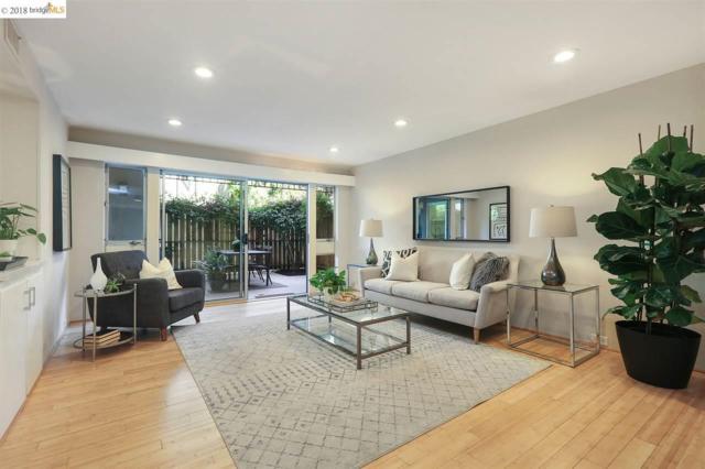323 Monte Vista Ave #110, Oakland, CA 94611 (#40829888) :: The Grubb Company