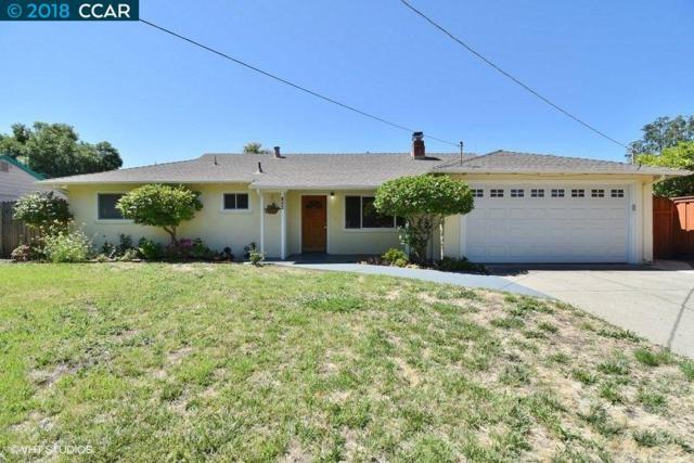 154 Fair Oaks Dr, Pleasant Hill, CA 94523 (#40830117) :: Estates by Wendy Team