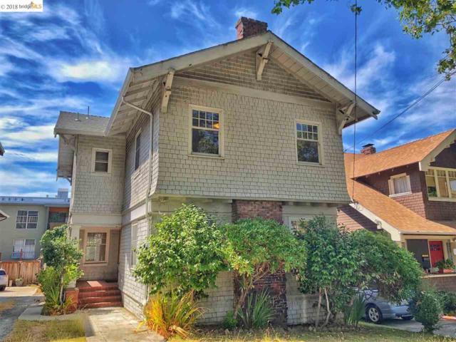 847 Kingston, Oakland, CA 94611 (#40830172) :: The Grubb Company