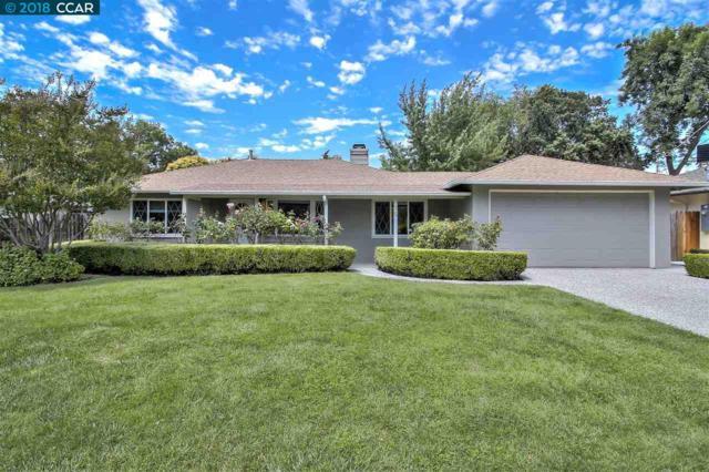 35 Dawn Drive, Pleasant Hill, CA 94523 (#40830366) :: Estates by Wendy Team