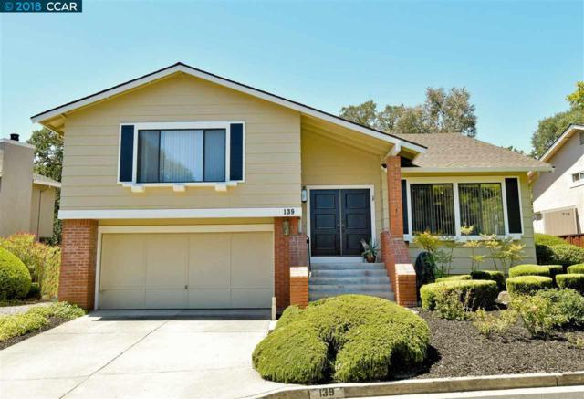 139 Saint Germain Ln, Pleasant Hill, CA 94523 (#40830396) :: J. Rockcliff Realtors