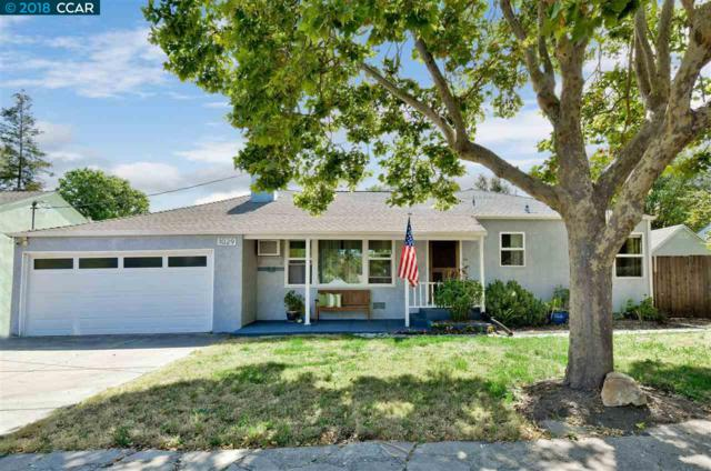 1029 Pleasant Valley Dr, Pleasant Hill, CA 94523 (#40830413) :: The Grubb Company