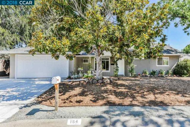 154 Doris Drive, Pleasant Hill, CA 94523 (#40830447) :: J. Rockcliff Realtors