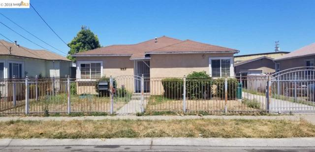 963 90th Avenue, Oakland, CA 94603 (#40830464) :: The Grubb Company