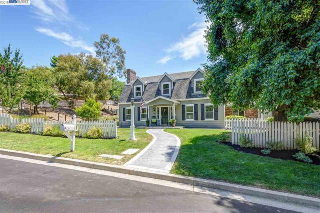 400 Shirlee Dr, Danville, CA 94526 (#40830498) :: Armario Venema Homes Real Estate Team