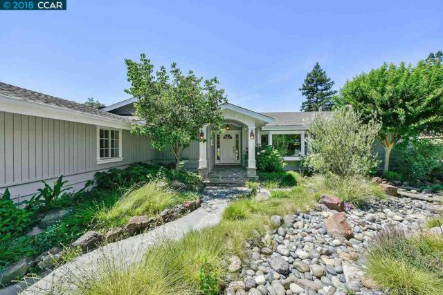 105 James Place, Lafayette, CA 94549 (#40830886) :: J. Rockcliff Realtors