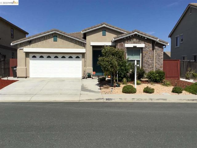3021 Rancho Bernado Dr, Pittsburg, CA 94565 (#40830930) :: Estates by Wendy Team