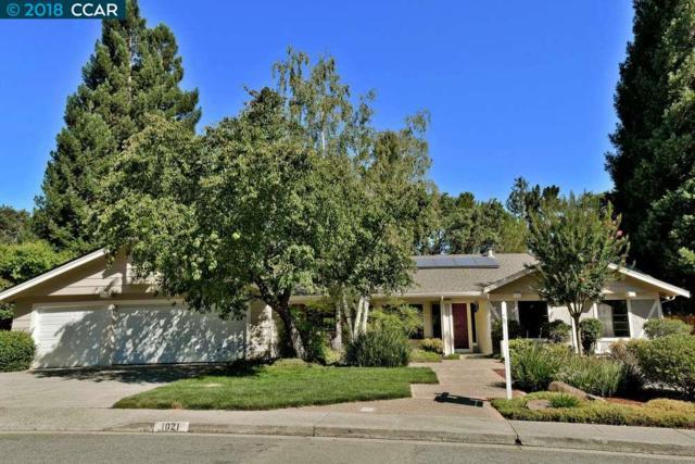 1021 Pleasant Oaks Dr, Pleasant Hill, CA 94523 (#40830962) :: J. Rockcliff Realtors