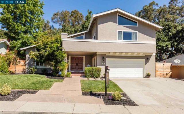 682 Paso Nogal Rd, Pleasant Hill, CA 94523 (#40830976) :: J. Rockcliff Realtors